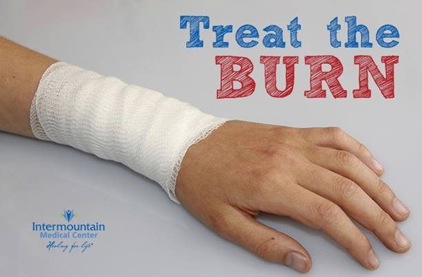 how to take care of a 2nd degree burn