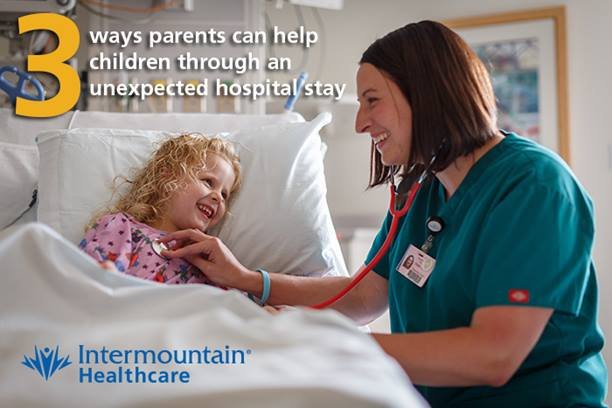 3 Ways Parents Can Help Children Through an Unexpected Hospital Stay