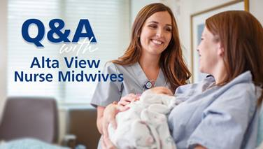 Pregnancy questions answered by nurse midwives