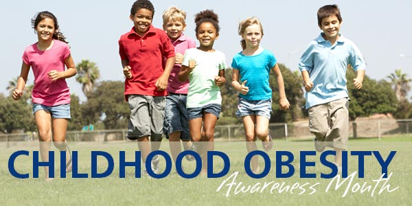 September is National Childhood Obesity Awareness Month