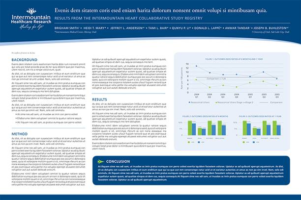 Research Posters Getting It Right – Research Poster