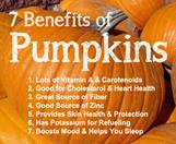 Healthy Pumpkin