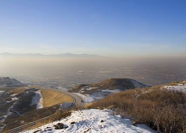 Utah Air Pollution