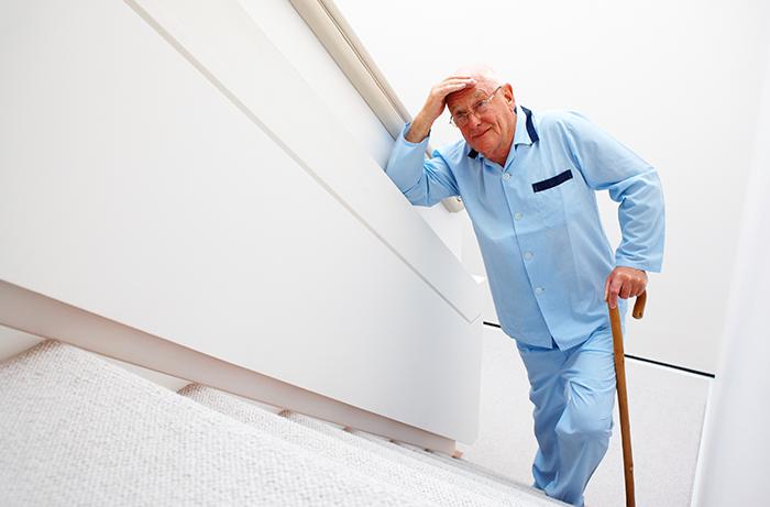 Fall by Former President George Bush Highlights Dangers Seniors ...