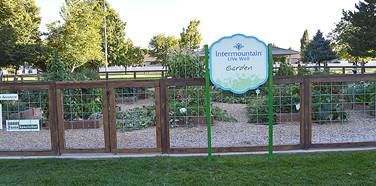 Intermountain LiVe Well Garden at Orem Community Hospital