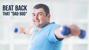 Three Practical Steps to Conquer Your 'Dad Bod' - It's not as hard as you might think