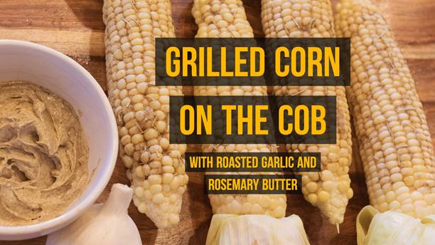 Garlic Corn On The Cob Recipe — Dishmaps