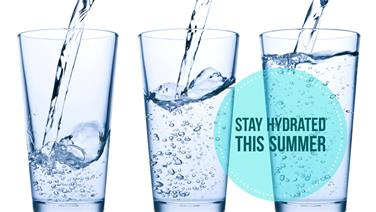 4 Sneaky Ways to Stay Hydrated this Summer