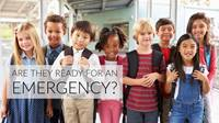 Helping Your Child Prepare for Emergencies While at School