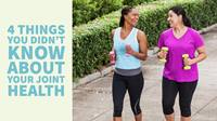 4 Things You Didn't Know About Joint Health